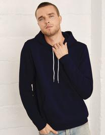 Unisex Pullover Poly-Cotton Fleece Hoodie