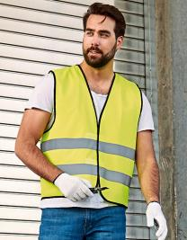 Safety Vest EN ISO 20471 /EN 1150
